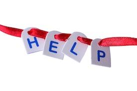 help for bad volunteers