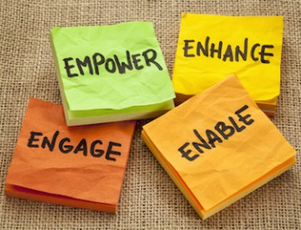 post its engage, empower