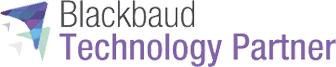 Blackbaud Technology Partner signifying relationship with VolunteerHub