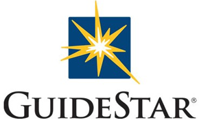 GuideStar logo signifying their VolunteerHub partnership