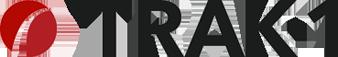 Trak-1 logo signifying their VolunteerHub partnership