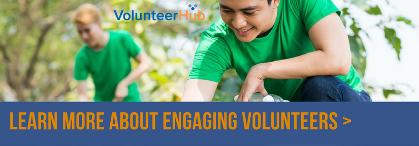 How Large Nonprofit Organizations Can Engage Volunteers