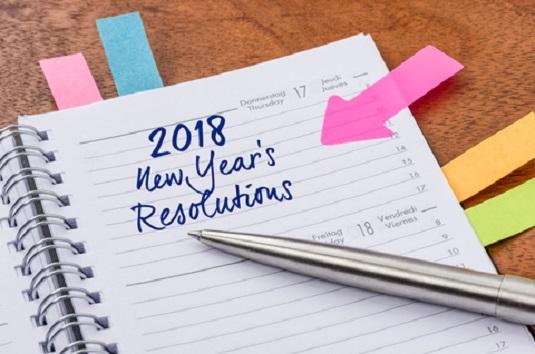 New Years Resolution 2018 is Volunteerism
